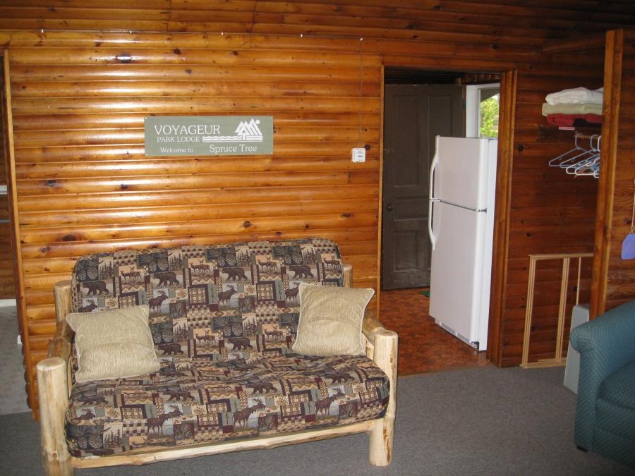 Spruce Tree Cabin Northern Minnesota Resort Amp Family