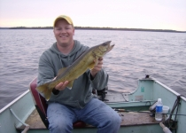 6-17-07 Voyageur Park Lodge Casey Deziel 3