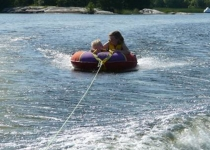 7-12-07-Voyageur-PArk-Lodge-Bonding-on-the-Tube-the-Gewins-N